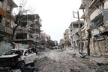 مشرقی غوطہ میںشامی فورسز کے حملہ جاری ، مزید 37 ہلاک ، مرنے والوں کی تعداد 1400 ہوگئی