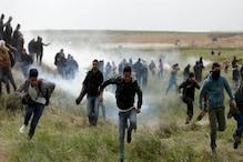 فلسطینی نوجوان کے حملہ میں تین اسرائیلی شہری زخمی