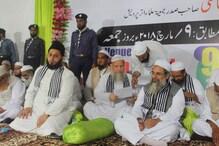 اسلام کا پیغام امن اور حسن کردار ہی مسلمانوں کے باعزت زندگی گزارنے کیلئے موثر ہتھیار :مولانا محمود مدنی