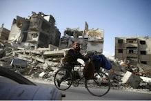 شامی شہر ادلب میں فضائی حملہ، تقریباََ 29 افراد ہلاک، متعدد زخمی