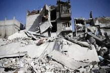 شامی فوج کا غوطہ کے 70 فیصد علاقہ پر کنٹرول کا دعویٰ، ہزاروں افراد کی نقل مکانی
