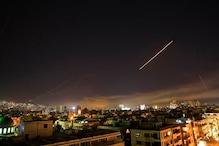 اسرائیل کا شام کے فوجی ٹھکانے پر راکٹوں سے حملہ