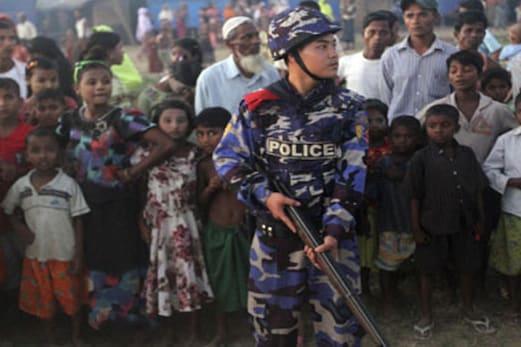 روہنگیابحران : اقوام متحدہ نے میانمار کی حکومت اور فوج کو جنگجو گروپوں کی بلیک لسٹ میں کیا شامل