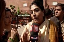 رینوکا چودھری نے کہا، فلم صنعت ہی نہیں پارلیمنٹ میں بھی کاسٹنگ کاوچ