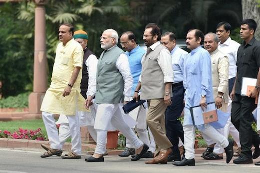 آج مرکزی کابینہ کا اجلاس: نئی حکومت کے قیام کے لیے راستہ ہموارکرنے پرہوگا فیصلہ