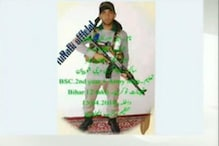 جموں و کشمیر :حزب المجاہدین میں شامل ہوا فوجی جوان ادریس میر ، جھارکھنڈ میں تبادلہ سے تھا ناراض!۔