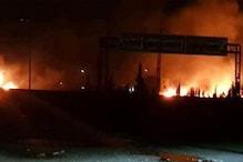 شام میں اسرائیلی میزائلوں کا حملہ،8 ایرانیوں سمیت 15 کی موت