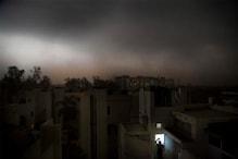 دہلی - این سی آر میں پھر بدلے گا موسم کا مزاج ، آندھی وگرج و چمک کے ساتھ بارش کا امکان