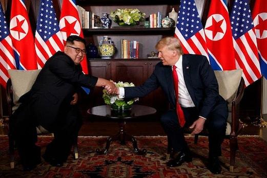 امریکی صدر ڈونالڈ ٹرمپ پابندی ہٹانے پر راضی : شمالی كوريا