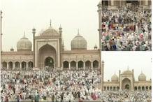 پورے ملک میں عید الفطر مذہبی جوش و جذبے کےساتھ منائی جا رہی ہے