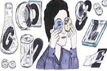 گوگل نے مارگا فالسٹچ کا ڈوڈل بناکر خراج عقیدت پیش کیا
