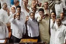 کرناٹک: کمار سوامی حکومت پر خطرات کا سایہ، ناراض کانگریس ممبران اسمبلی نے دکھائے بغاوتی تیور