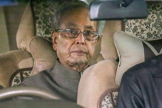 ناگپور میں کانگریس لیڈروں نے پرنب مکھرجی سے بنائی دور ی ، احمد پٹیل نے کہا : ان سے ایسی امید نہیں تھی
