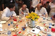 افطار پارٹی میں مودی کے فٹنس ویڈیو پر خوب ہنسے راہل، 18 پارٹیوں کو دیا تھا دعوت نامہ