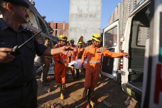 گریٹر نوئیڈا: شاہ بیری سے نکالی گئی ایک اور لاش، مرنے والوں کی تعداد 9 ہوئی