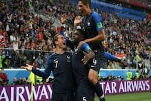 فیفا ورلڈ کپ 2018: 12 سال بعد فائنل میں فرانس، بیلجیم کا خواب ٹوٹا