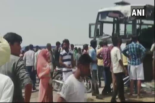 راجستھان :اجمیر ضلع میں بس اور ڈمپر کی ٹکر میں 12 افراد ہلاک، 24 زخمی، متعدد کی حالات سنگین