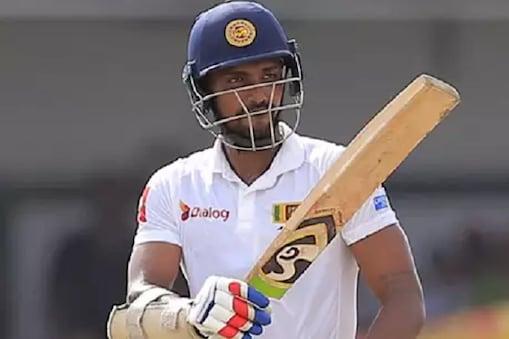سری لنکائی کھلاڑی دنشکا گنا تلکلا: فائل فوٹو