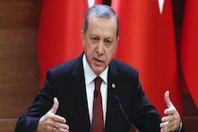 ترکی کے صدر طیب اردگان نےعمران خان کومبارکباد دیتے ہوئے تعلقات مستحکم ہونے کی امید جتائی