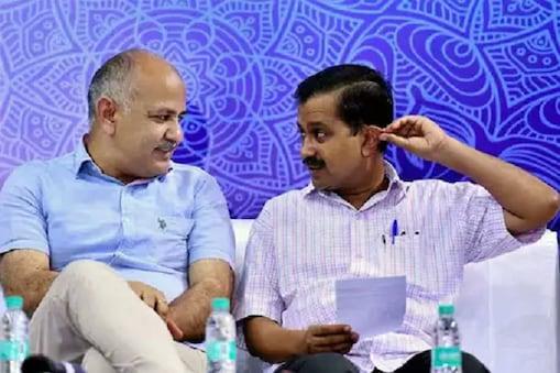 دہلی کے وزیراعلیٰ اروند کیجریوال اور نائب وزیراعلیٰ منیش سسودیا: فائل فوٹو