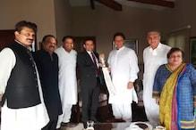 عمران خان سے ملے ہندوستانی ہائی کمشنر، ہند - پاک تعلقات پرتبادلہ خیال