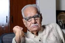سینئرصحافی کلدیپ نیر کا 94 سال کی عمر میں انتقال