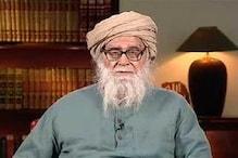 مسلمانوں کوریزرویشن کی ہرگزضرورت نہیں ہے: مولانا وحید الدین خان
