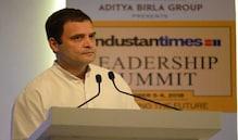 """راہل گاندھی نے کہا """"حلیف پارٹیاں اگرچاہیں گی تووزیراعظم بننے کوتیارہوں""""۔"""