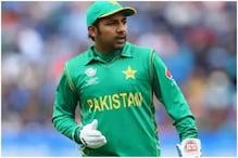 سیریزسے قبل پریکٹس میچ نہ کھیلنےکا ہوا نقصان:  سیریزگنوانے کے بعد پاکستان کے کپتان سرفرازاحمد کا ترک