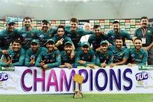 پاکستانی ٹیم نے اڑائی کنگاروں کی دھجیاں، آسٹریلیا کے خلاف ٹی -20 سیریزمیں کردیا کلین سوئپ