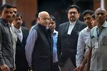 آبروریزی کے الزام پر ایم جے اکبر نے کہا : خاتون صحافی کے ساتھ رضامندی سے بنائے گئے تھے تعلقات