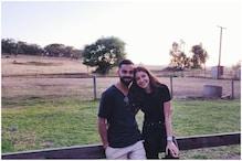 آسٹریلیا میں نظر آیا وراٹ کوہلی اور انوشکا شرما کا رومانٹنگ انداز ، دیکھیں تصویریں