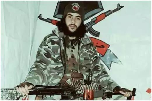 جموں۔کشمیر:سکیورٹی فورسز کے ساتھ انکاؤنٹر میں پھنسا حزب المجاہدین کا کمانڈر حماد خان