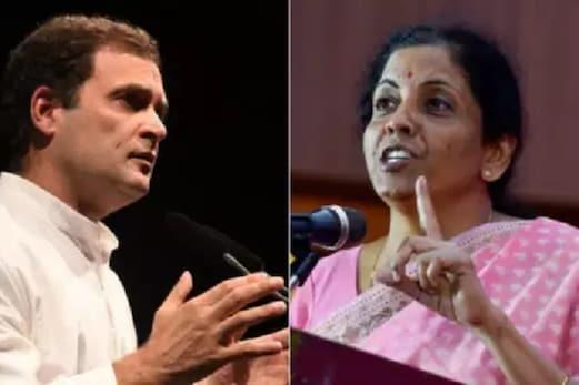 رافیل ڈیل: ایچ اے ایل کولے کرراہل گاندھی کے چیلنج پرنرملا سیتارمن نے دیا جواب