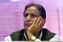 اعظم خان کے خلاف ایف آئی آر درج، آر ایس ایس اور شیعہ مذہبی رہنما کو بدنام کرنے کا الزام