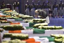 شہادت کو سلام: شہید جوانوں کو وزیر اعظم نریندر مودی اور راہل گاندھی نے پیش کیا خراج عقیدت