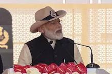 وزیراعظم مودی نےغازی آباد میں کہا، ملک کی سیکورٹی میں سی آئی ایس ایف کا اہم کردار