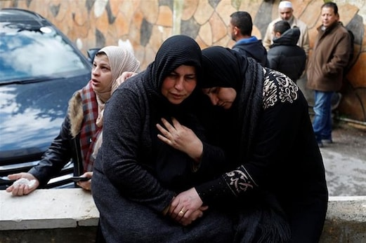 ،مغربی کنارے میں اسرائیلی فوج اورشہریوں میں جھڑپیں، ایک فلسطینی شہری ہلاک، 3 زخمی