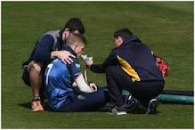 اس کھلاڑی کےساتھ میچ کےپہلےاوورمیں ہوا 'حادثہ'، آکسیجن کےسہارے پہنچا اسپتال