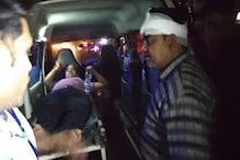کانپورٹرین حادثہ: تیزدھماکےکے ساتھ پلٹی 'پوروا ایکسپریس'، 28 سے زیادہ لوگ زخمی، ہیلپ لائن نمبرجاری