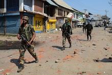 پلوامہ میں سکیورٹی فورسز نے مار گرائے لشکر طیبہ کے چار دہشت گرد، تصادم جاری