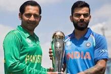 ہندوستان کےلئےبڑی خبر، جیوتشی نےبتایا انڈیا بمقابلہ پاکستان میچ میں کس کی ہوگی جیت