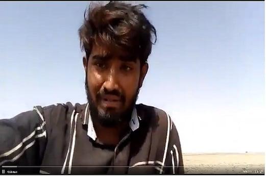 نوجوان سعودی عرب میں ایجنٹ کی دھوکہ دہی کا شکار۔ کے ٹی آرنے مرکزسے مانگی مدد