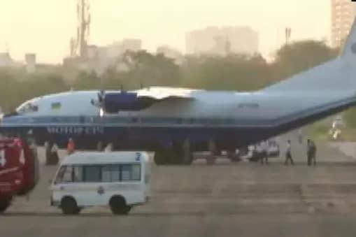 پاکستان ائیر اسپیس سے ہندوستان میں داخل ہوا طیارہ ، آئی اے ایف طیاروں نے جے پور میں اتارا