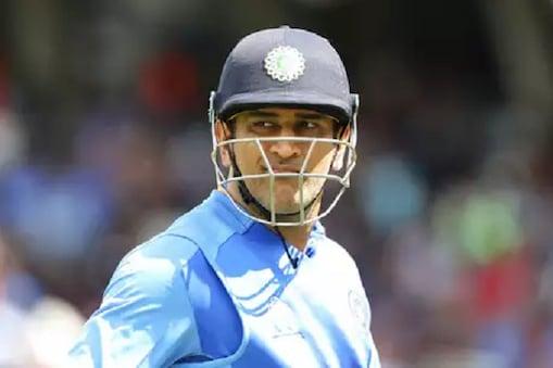 ایم ایس دھونی کی کپتانی میں ہندوستان ایک بار عالمی کپ جیت چکا ہے۔ (تصویر: اے پی)۔