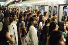 تکنیکی خرابی کے سبب بلیو لائن میٹرو روٹ متاثر، مسافروں کو زبردست پریشانیوں کا سامنا