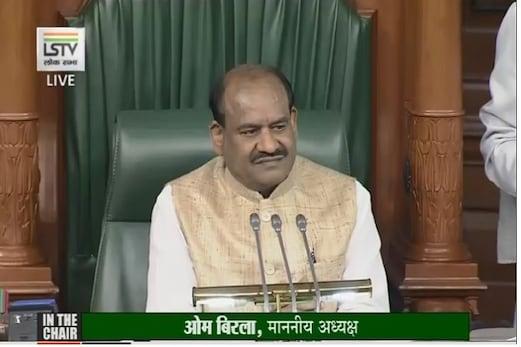 پارلیمنٹ : اوم برلا بنے لوک سبھا کے نئے اسپیکر۔ بلامقابلہ کیے گئے منتخب