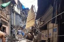 ممبئی: عمارت منہدم کے معاملہ میں میونسپل وارڈ افسر'معطل