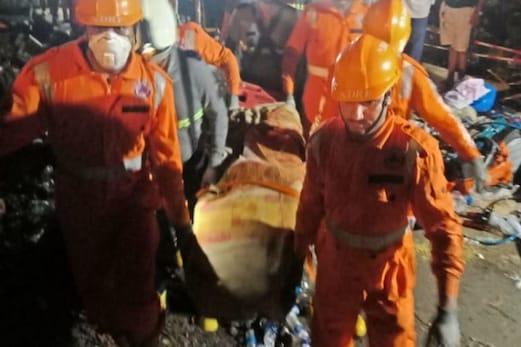 مہاراشٹر میں بارش کا قہر، رتناگری میں ڈیم ٹوٹنے سے 6 لوگوں کی موت، 20 سے زیادہ لاپتہ