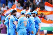 آئی سی سی عالمی کپ کا پہلا سیمی فائنل: ٹیم انڈیا کو نیوزی لینڈ نے دیا 240 رنوں کا ہدف